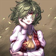 Kazami Yuuka~Touhou