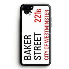 Baker Street 221B Sign iPhone 7 Plus Case | aneend