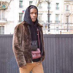 Fall Streetwear For Mens Collections 1950 Dope Fashion, Fashion Killa, Mens Fashion, Street Outfit, Street Wear, Asap Rocky Fashion, Lord Pretty Flacko, A$ap Rocky, Hip Hop