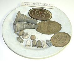 treasure: Pre-Civil War Artifacts to be Revealed at Archeological ...