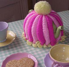 Sweater for tea pot