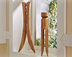 clothespin jumbo. PB has right one for $79 but can't find one on left :( Too much $ anyways... But so cool