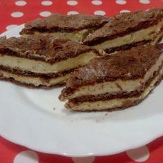 Grízes-mézes süti | Nosalty Tiramisu, Keto, Breakfast, Ethnic Recipes, Dios, Morning Coffee, Tiramisu Cake