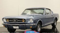 1965 Ford Mustang K-code Fastback 2+2