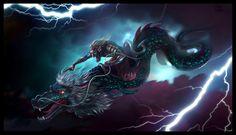 Dragonborn, rohan baikar on ArtStation at…