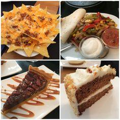 Cheat meal en el Restaurante mexicano df de Terrassa.