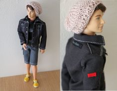 Handmade Ken doll clothes - Casual Outfit by dollKEN on Etsy