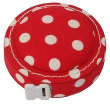 button it Maßband rot | online kaufen | neocreo - der FadenVersand