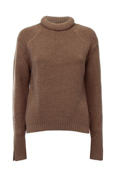 EXTRA LONG SLEEVES SWEATER IN RIB KNIT | 3.1 PHILLIP LIM