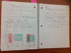 Teaching With a Mountain View: Multiplying Fractions