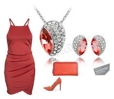 """""""Untitled #35"""" by hanifasemic ❤ liked on Polyvore featuring Breckelle's and Vera Bradley"""