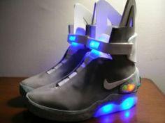 Future, futuristic fashion, cyber fashion, future style, Transportation, Turbo Nike, Mc Fly, fantastic, sci-fi, scifi by FuturisticNews.com