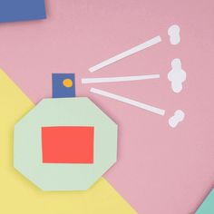 Paper Animation - Stop Motion - Paperart - GIF - Huawei Campaign - by Annette Jacobs