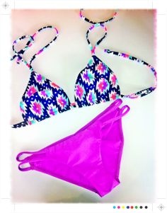 Custom made swimwear by BeachCandy!