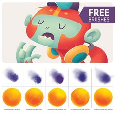 Get a FREE Brush Pack for #AffinityDesigner this Sunday, subscribe to Frankentoon today and get a pack like this, every 6-8 weeks! Digital Painting Tutorials, Digital Art Tutorial, Adobe Illustrator Tutorials, Photoshop Illustrator, Inkscape Tutorials, Art Tutorials, Pop Art Boom, Affinity Photo Tutorial, Vector Brush