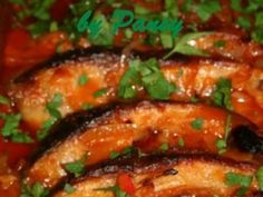 Fish Recipes, My Recipes, Romanian Food, Romanian Recipes, Baked Cod, Pastry Cake, Sicilian, Fish And Seafood, Crap
