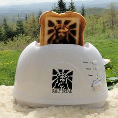 Jesus Toaster for Daily Miracle