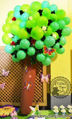 Árbol de globos - Balloons Tree