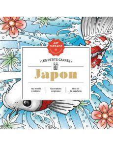 Japon - Les petits carrés d'Art-thérapie - nouvelle édition - Christophe-Alexis Perez Art Therapy, Gaming