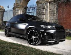 Matte black BMW with Giovanna Wheels. Bmw X6, E60 Bmw, Ford Raptor, G Wagon, My Dream Car, Dream Cars, Dream Life, Corvette, Automobile