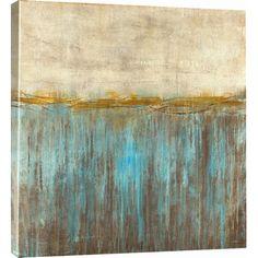 Cool Water Canvas Print  at Joss and Main