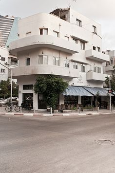 Tel Aviv's Bauhaus area was built in the 1930s by German architects fleeing the Third Reich, and as Tel Aviv has become a cultural center, the Bauhaus legacy continues to lend cultural clout to the city.