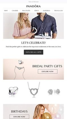 8f4fa3ee7c0a The Perfect Gifts to Give This Spring - PANDORA Jewelry Email Archive