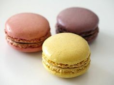The tasty Macaron originated from France. However did you know the name Macaron derived from the Italian word macarone, maccarone or maccherone, the Italian meringue? So lucky you if your are moving to France! Enjoy the Macarons