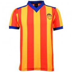 9d90432055c Valencia Retro Football Shirts from TOFFS
