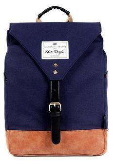 【バーゲンセール 79%OFF】Hotstyle Backpack  アウトドアリュック フラップリュック (2099円)