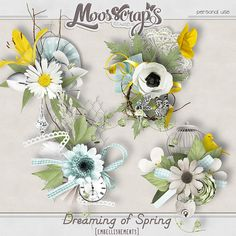 Collections :: D :: Dreaming of Spring by Moosscrap's Designs :: Dreaming of Spring - embellishements  NEW  NEW  NEW 30 - 40% off  https://www.digitalscrapbookingstudio.com/moosscraps-designs/  http://www.oscraps.com/shop/MoosScraps/  http://digital-crea.fr/shop/index.php?main_page=index&cPath=155_333