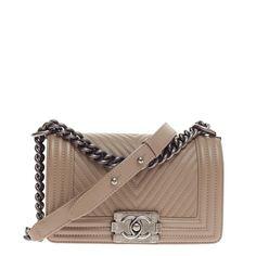 Chanel Boy Flap Chevron Small Chanel Boy Bag Small eed87c0c1fb67