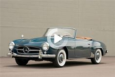 Home - Barrett-Jackson Auction Company - World's Greatest Collector Car Auctions Mercedes Classic Cars, Bmw Classic Cars, Convertible, Roadster Car, Mercedes Benz 190, Auto Retro, Retro Cars, Barrett Jackson Auction, Cabriolet