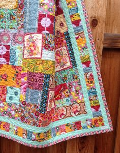 Jewel Box Quilt ~ made out of ALL Anna Maria Horner fabrics | Flickr