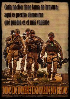Credo Legionario Military Life, Marines, Army, Comic Books, Romance, Baseball Cards, Comics, Movie Posters, Cartoons