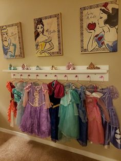 My Adelyn Arianna and Alessias DIY Disney Princess Dress Up area! Still building. My Adelyn Arianna and Alessias DIY Disney Princess Dress Up area! Still building the vanity mirror