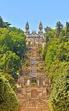 Travel Europe – The Home of Culture – Europe – Visit it and you will love it! Visit Portugal, Spain And Portugal, Portugal Travel, Spain Travel, Places To Travel, Places To See, Places Around The World, Around The Worlds, Magic Places