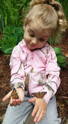 """""""Set our butterflies free today!!"""" Thanks to Tiffany Demello for a wonderful photo!"""