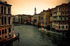 Venice, Italy  (via alliance1)