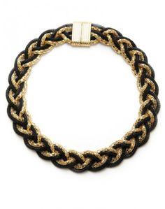 Sybil Plaited Necklace