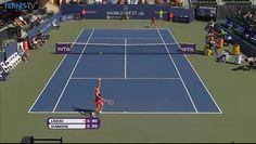 Try not to blink! #Lisicki hit the fastest serve of all time in women's tennis yesterday!