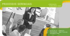 Processos Gerenciais - Inovação na formação profissional para gestão organizacional.