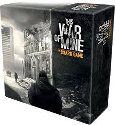 Les médias liés à This War Of Mine. This War of Mine: The Board Game est un jeu coopératif de survie. Dans ce jeu à scénario pour 1 à 6 joueurs, vous jouez un groupe de civils pris au piège dans une ville déchirée par un conflit militai...