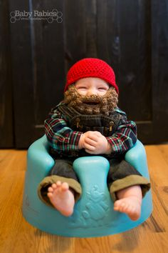 For the love of god where can I get one of these beard hats?!?! So freakin cute!