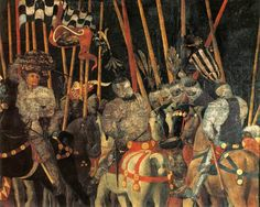 San_Romano_Battle_(Paolo_Uccello,_Paris)_02.jpg (JPEG Image, 1066 × 850 pixels) - Scaled (90%)