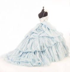 Anna Dutton Couture www.facebook.com/annaduttoncouture Wendy Makin, Bridal Gowns, Wedding Dresses, Designer Wedding Gowns, Stella York, Beautiful Gowns, Anna, Tulle, Indian