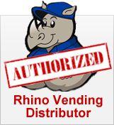 Authorized Rhino Vending Distributor