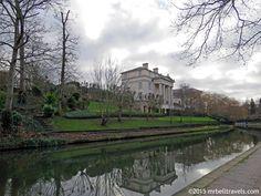 The John Nash villas in Regents Park London www.mrbelltravels.com