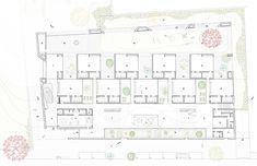 Kindergarten in Arzachena - studio wok School Architecture, Childcare, Elementary Schools, Innovation, Wok, Kindergarten, Diagram, Studio, How To Plan