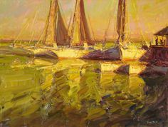 Tim Bell Biography and Oil Paintings
